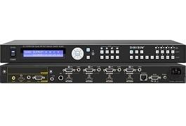 Bộ Scaler Quad-PiP-PoP 8x2 HDMI-VGA SB-3693