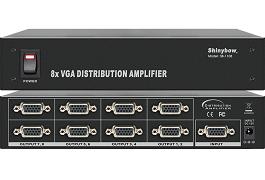 Bộ chia và khuếch đại 1x8 VGA SB-1108