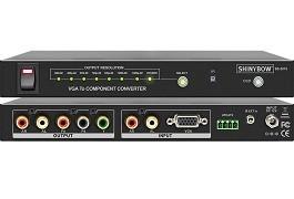 Bộ chuyển đổi VGA sang Component SB-2818