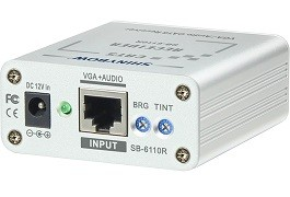 Bộ nhận tín hiệu VGA-Audio SB-6110R