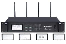 Bộ điều khiển micro không dây BKR WCS-20M