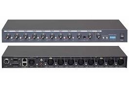 Eight channels sound mixer BKR BR-2820