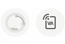 VIA Login Tag VIA NFC Tag