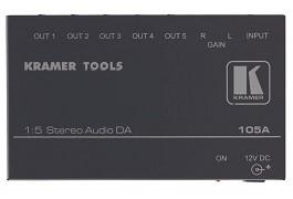 Bộ chia và khuếch đại audio 105A