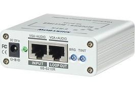 Bộ nhận tín hiệu VGA-Audio SB-6210R
