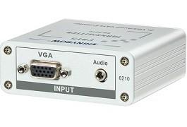 Bộ truyền tín hiệu VGA-Audio SB-6210