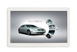 21.5 Inch Wall Mount Touch Screen With Wifi