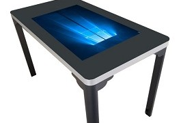 43 Inch Android/Windows Waterproof Capacitive Touch Screen Table