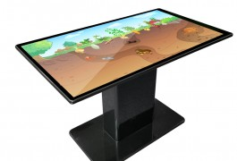 55 Inch Windows Interactive Infrared Touch Screen Table