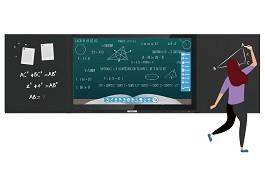 IQTouch E.B-Intelligent Blackboard