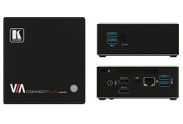 Bộ trình chiếu không dây VIA Connect PLUS