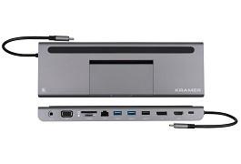 Kramer USB-C Hub Multiport Adapter KDock-4