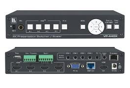 Bộ chuyển mạch trình chiếu và Scaler 18G 4K VP-440X