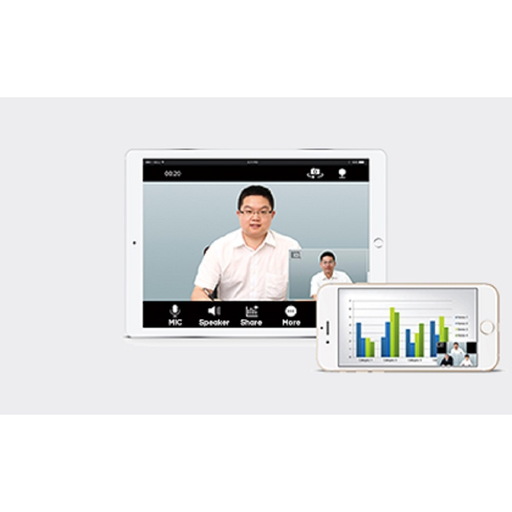 SKY For Android / iOS Video Conference Mobile Software Terminal