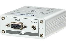 Bộ truyền tín hiệu VGA-Audio SB-6110