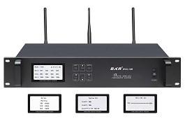 Bộ điều khiển micro không dây BKR WCS-10M