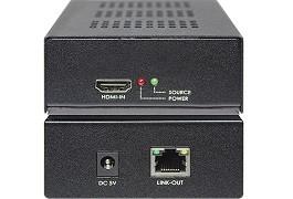 Bộ mở rộng tín hiệu HDMI-Cat.6 SB-6181T-SB-6181R