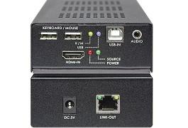Bộ mở rộng tín hiệu KVM-CAT.6 SB-6180T-SB-6180R