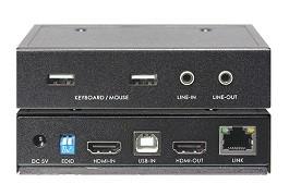 Bộ mở rộng tín hiệu KVM-CAT6  SB-6100T-SB-6100R